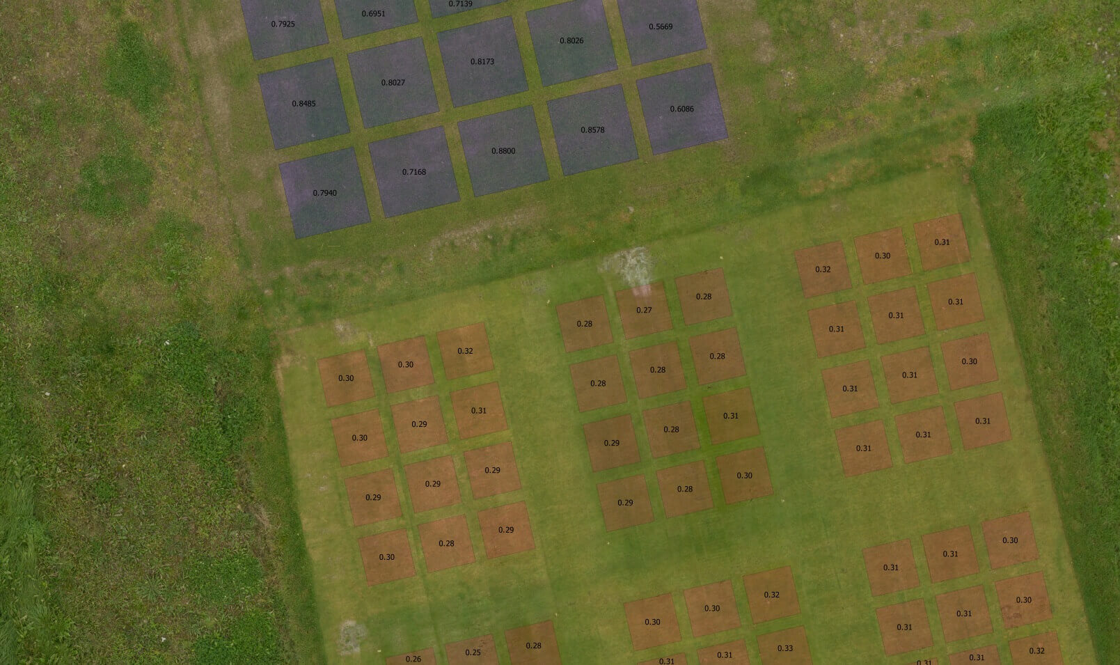 Aerial image analysis