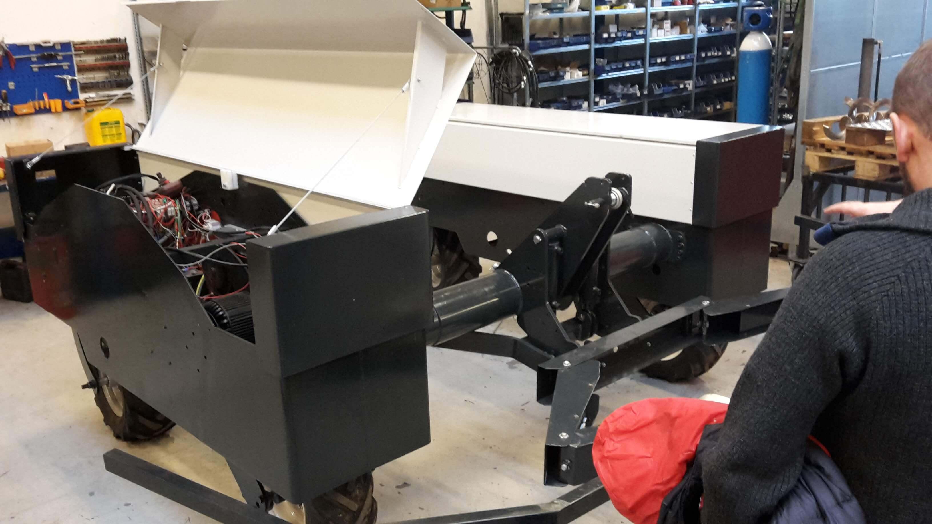 robotics agriculture