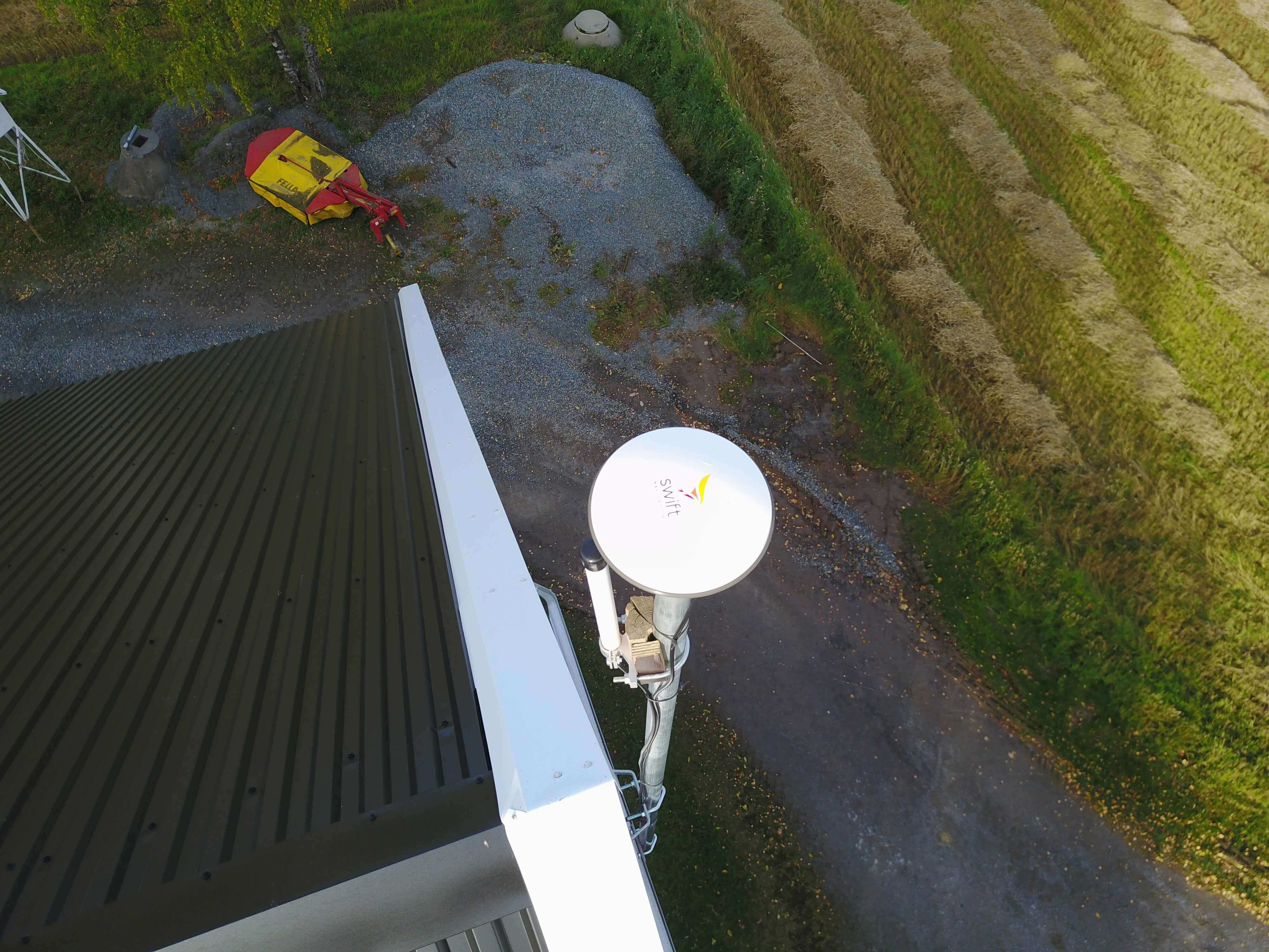 GNSS RTK reference station