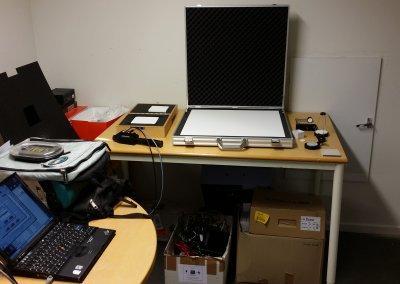 spectral lab sensor spectrometer